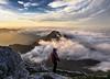 Amanecer desde Anboto (Jabi Artaraz) Tags: jabiartaraz jartaraz zb euskoflickr anboto sol sun cima nieblas paisaje landscape