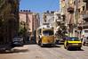 Düwag-Wagen 870 nahe der Haltestelle Sidi El Adawi (Frederik Buchleitner) Tags: 870 alexandria duewag düwag gt6 ks kopenhagen københavnssporveje linie6 misr sechsachser sporveje strasenbahn streetcar tram trambahn aliskandariyya ägypten الإسكندرية مصر