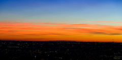 painted sunset (freemanphoto) Tags: painted sunset tramonto pitturato blue orange arancuo orablue bluehour hour bergamo lombardia italia italy lombardy landscape panorama view vista sky cielo cloudporn cloud clouds skyporn nuovole allfreepicturesapril2018challenge