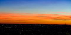 painted sunset (freemanphoto) Tags: painted sunset tramonto pitturato blue orange arancuo orablue bluehour hour bergamo lombardia italia italy lombardy landscape panorama view vista sky cielo cloudporn cloud clouds skyporn nuovole