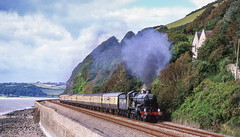 5029 St Ishmaels. 30/08/2004 (briandean2) Tags: 5029 wales steam railways uksteam ukrailways