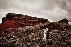 Særún & Haukur (LalliSig) Tags: wedding photographer iceland brúðkaup brúðkaupsljósmyndari heiðmörk rauðhólar portrait portraiture