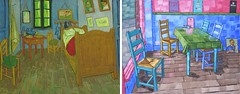 Vincents Bedroom in Arles by Van Gogh 1888 and Cafe in Longton by Anthony D. Padgett 2017 (anthonydavidpadgett) Tags: vincentvangogh vangogh vincent lovingvincent arles amsterdam auverssuroise saintremy chair sunflowers bedroom blossom absinthe millet pipe wheatfields crow lemoulindelagalette nightcafe placelamartine saintesmaries starrynight langloisbridge cafeterace placeduforum lesalyscamps peretanguy stilllife yellowstrawhat vincentshouse bedroomwindow saintpaul asylum corridoor saintpaulhospital saintpauldemausole olivepicking larlesienne madameginoux yellowhouse potatoeaters cypress postman josephroulin nuenen strawhat antwerp borinage hague fishingboats blueenamel coffeepot earthenware fruit almond anthonydavidpadgett anthonypadgett southport southribble sollom tarleton lytham preston hutton longton rufford