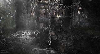 Stand Free or Kneel Chained