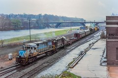 Bringing Home the Hook (douglilly) Tags: conrail bethlehem c420