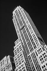 Manhattan (Thomas Hawk) Tags: manhattan nyc newyork newyorkcity usa unitedstates unitedstatesofamerica architecture bw fav10 fav25 fav50 fav100