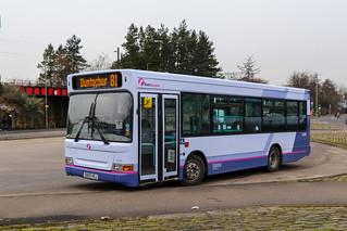 43849 SN05HEJ First Glasgow