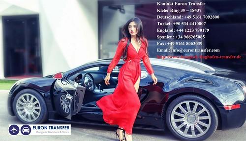Bangkok Flughafen Transfer zum Hotel