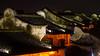 Les toits de Wuzhen (Chine) (Gilles Daligand) Tags: chine china wuzhen toits maisons nuit panasonic gx7 olympus75mm