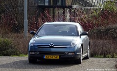 Citroën C6 3.0 V6 automatic 2006 (XBXG) Tags: 57szsr citroën c6 30 v6 automatic 2006 citroënc6 bva automatique gaasterland beverwijk nederland holland netherlands paysbas french car auto automobile voiture française vehicle outdoor