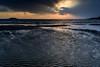 レンブラント光線 #3ーRembrandtrays #3 (kurumaebi) Tags: yamaguchi 秋穂 nikon d750 nature 自然 landscape 海 sea 夕焼け dusk 薄明光線 rembrandtrays