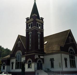 Old church in Ferndale (120)