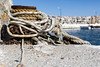 Bollard (old.pappous) Tags: crete greece kalives kalyves bollard chain harbor harborside harbour harbourside marina mooring rope creteregion gr