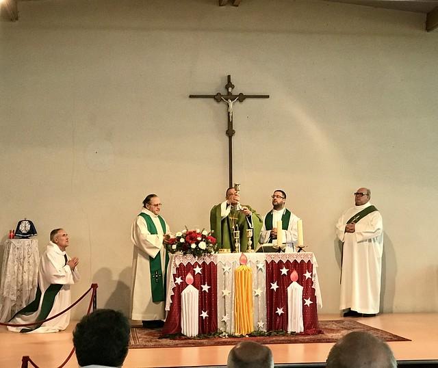 Voeux aux prêtres et diacres