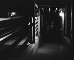Figure (claire.nish) Tags: depression isolation separation lost longing love divorce pain abandonment waiting watching cigarette wishing wish wonder blackandwhite 35mm film people separaiton black white