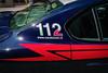 Alfa - detail (Мaistora) Tags: police carabinieri gendarme gendarmetie army force enforcement law order car speed luxury power style street milano italy milan fashion design alfaromeo guilia quadrifoglio ferrari engine sony alpha ilce a6000 sel1650pz kit zoom lens epz1650mmoss lightroom phtooshop dxo film