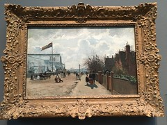 Camille Pissarro, The Crystal Palace. Art Institute of Chicago (tahawus) Tags: painting chicago crystalpalace impressionist pissarro artinstitute impressionism