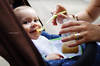 The Fruit (Iker Merodio   Photography) Tags: fruit snack askari martin baby boy pentax k50 sigma 30mm art portrait getxo bizkaia biscay basque country euskadi el embarcadero