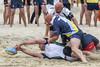 H6H46021 Betuwe RC v Crossroad Crusaders (KevinScott.Org) Tags: kevinscottorg kevinscott rugby rc rfc beachrugby ameland abrf17 2017 betuwerc crossroadscrusaders netherlands