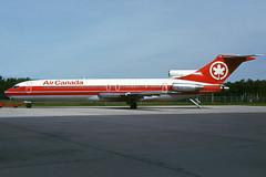 C-GYNM (Air Canada) (Steelhead 2010) Tags: aircanada boeing b727 b727200 creg cgynm
