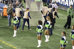 2017 Seahawks vs Falcons game (NBWaller) Tags: fans seahawks seattle football seagals cheerleaders nfl falcons seattleseahawks atlanta falconsnational league