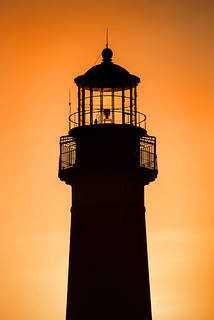 Sunset at Lighthouse 3-0 F LR 6-16-17 J209