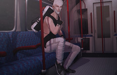 Train ♥ (coconut110) Tags: mesh bento event catwa belleza blogging blogger blogs wordpress new release newrelease aviglam exalted bleich random matter online secondlife second life fair male boy guy men clothes fashion addicted