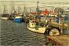Fishing port (Heinze Detlef) Tags: fishingport fischereihafen burgstaaken fisch fehmarn wasser kutter himmel fischer urlaub urlauber fischkutter
