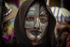 Carnaval de Binche 2018 (Claudio Nichele (@jihan65 on Twitter)) Tags: carnaval carnival binche dimanche sunday masque masques costumes mask masks wallonie belgique belgium belgie culture patrimoine histoire folklore portrait gothique gothic