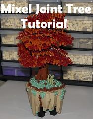 Mixel Joint Tree Tutorial (jsnyder002) Tags: lego tree moc creation build design tutorial technique mixel joint brickbuilt
