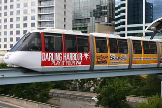 Darling Harbour, Sydney, February 10th 2005