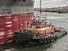 Tug Liberty and Ship's Bow (PAJ880) Tags: tug liberty btt bulk carrier alwine oldendorff chelsea river ma urban waterfront