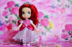 Ariel 03 (Lindi Dragon) Tags: doll disney disneyprincess disneystore mini animators little mermaid ariel