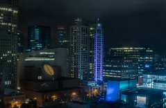 marriott marquis floor 18 (pbo31) Tags: bayarea california nikon d810 color night dark black january 2018 winter city urban boury pbo31 sanfrancisco soma hotel w sfmoma yerbabuenagardens moscone over view marriott marquis