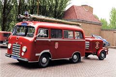 1954 DAF A10 Brandweerwagen (Vriendelijkheid kost geen geld) Tags: daf a10 brandweer eindhoven
