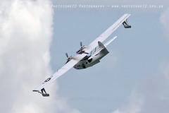 5899 Catalina (photozone72) Tags: eastbourne airshows aircraft airshow aviation props warbirds wwii canon canon7dmk2 canon100400f4556lii 7dmk2 catalina