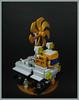Recon Rover (Karf Oohlu) Tags: lego moc microscale rover febrovery windturbine nanofig