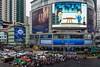 Bangkok, Thailand (stefan_fotos) Tags: asien bangkok qf reisethemen schilder strassenverkehr sujets thailand urlaub hq asia