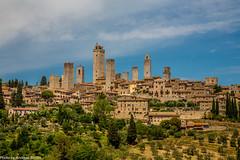San Gimignano (AnBind) Tags: ausland fotoreise orte urlaub arrreisen italien cinqueterreundtoskana ereignisse 2017 sangimignano toscana it
