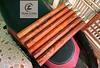 Côn nhị khúc Gỗ Trắc Đỏ thương hiệu Trần Long (Tran Long Nunchaku Workshop - Côn nhị khúc Tr) Tags: cônnhịkhúc gỗtrắcđỏ rosewood lýtiểulong brucelee gỗ prochux nunchaku nunchucks wood