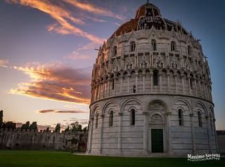 Battistero, Pisa