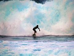 Banzai Pipeline (thomasgorman1) Tags: surfer crash crashing hawaii oahu canon colors surf banzai pipeline