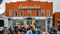 2018.01.15 Martin Luther King, Jr. Holiday Parade, Anacostia, Washington, DC USA 2346