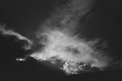 Storm a'comin' (bigalid) Tags: film lomo lca october 2017 bw kodak bw400cn expired sky cloud light