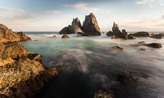 Camel Rock Bermagui (laurie.g.w) Tags: camelrock bermagui nsw southcoast sapphirecoast rocks water morning ocean australia