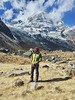 Highest altitude I have been. (sharkfiqssm) Tags: snow syaffiqsm mountain abc hiking annapurnabasecamp