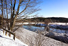 Winter Ice and Snow (Flapweb) Tags: vermont fairfax winter landscape sony sonyilce6000 sonyalpha6000