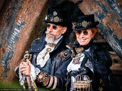 Anno 1900 - Steampunk Convention Luxembourg 2017 (Robert GLOD (Bob)) Tags: anno1900steampunkconventionluxembourg anno1900anno1900convention bust face group groups headshot people person portrait portraiture portrayal profile steampunk rodange luxembourg lu 1900 anno anno1900 convention fonddegras differdange