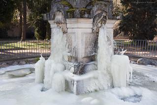Jardin Alexandre-Godron - Monument à Jules Crevaux