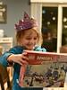 Looking (donna_0622) Tags: legos birthday gift frozen nikon d750 kids